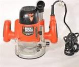BLACK & DECKER ROUTER RP400